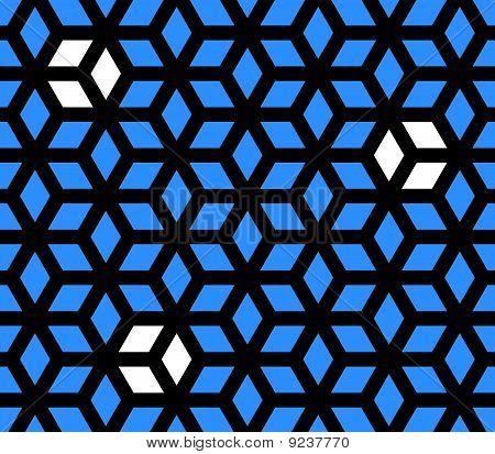Optical Illusiion Cubes