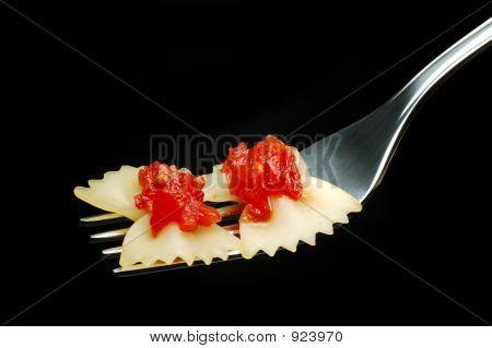 Italian Pasta And Tomato
