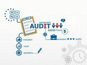 stock photo of financial audit  - Audit  - JPG