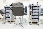 pic of beauty salon interior  - Iinterior of a beauty salon - JPG