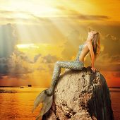 foto of mermaid  - Fantasy - JPG
