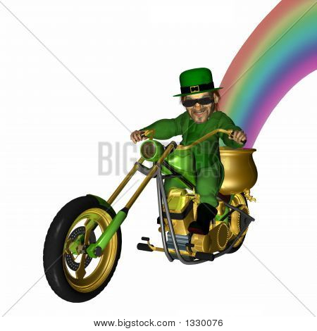 Leprechaun Chopper 1