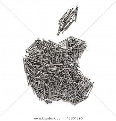 fake apple