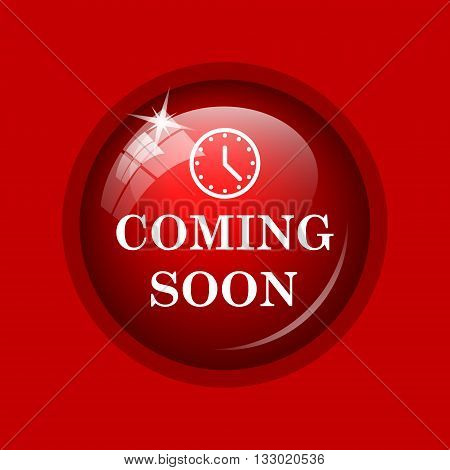 Coming Soon Icon