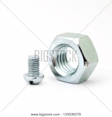 Small Bolt And Big Nut