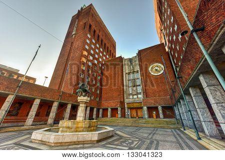 Oslo City Hall - Norway