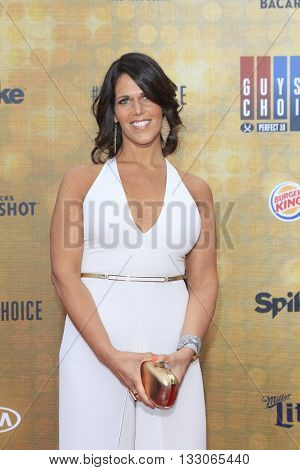 LOS ANGELES - JUN 4:  Dana Jacobson at the 10th Annual Guys Choice Awards at the Sony Pictures Studios on June 4, 2016 in Culver City, CA