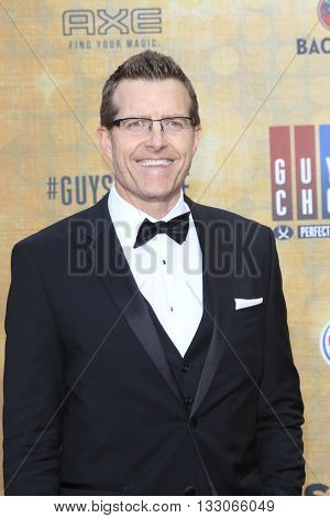 LOS ANGELES - JUN 4:  Mike Williams at the 10th Annual Guys Choice Awards at the Sony Pictures Studios on June 4, 2016 in Culver City, CA