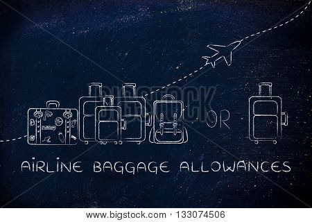 Airline Baggage Allowances: Generous Or Strict