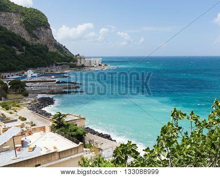 Landscape Of Sorrento Coast