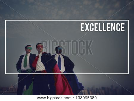 Excellence Ability Skill Proficiency Expert Concept