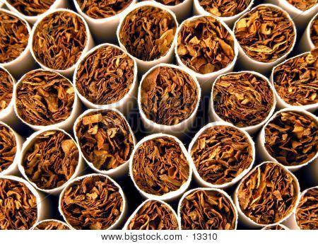Tobacco Background