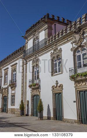Casa De Carreira In Viana Do Castelo