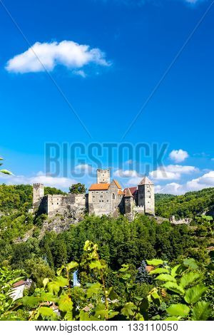 Hardegg Castle, Lower Austria, Austria