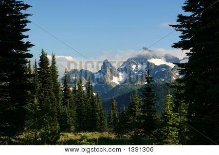 Mt Peak