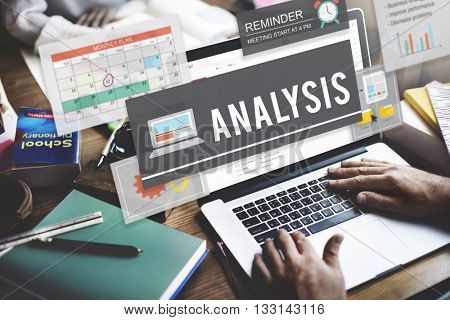 Analysis Data Communication Information Insight Concept