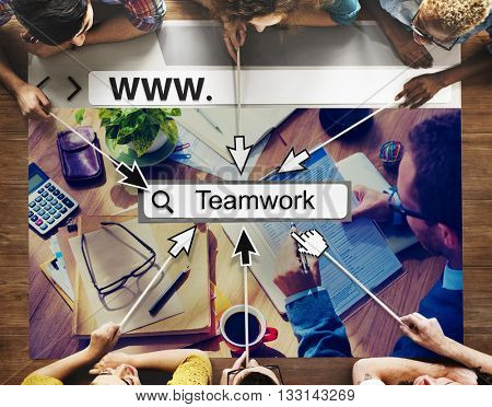Teamwork Alliance Agreement Company Team Concept