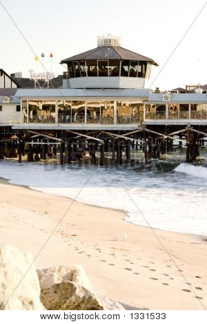 Redondo Beach Pier A Different Perspective