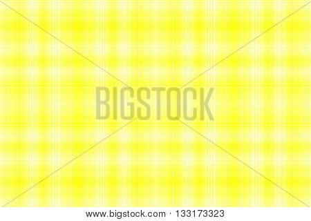 Illustration of white and yellow checkered pattern