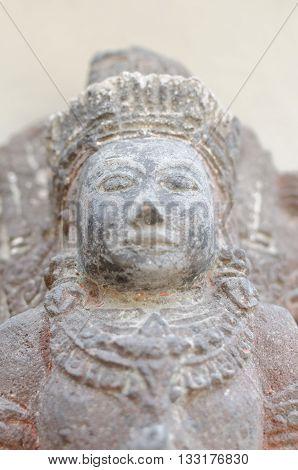 Head of The Shiva Statue 8th - 10th century
