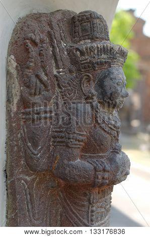 The Statue of Shiva 8th - 10th century