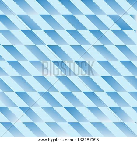 blue square stripe gradient background vector illustration image with light blue square stripe and dark blue gradient stripe