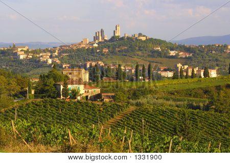 San Gimignano - Tuscany Italy