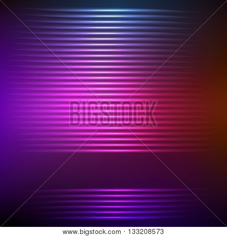 Abstract Graphic Design Background Light Blur Lines
