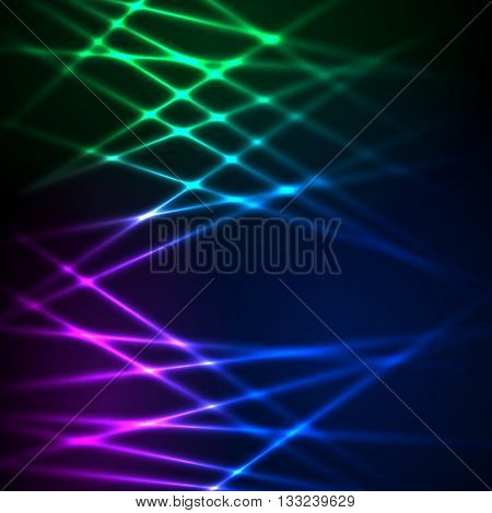 Abstract Graphic Design Background Light Blur Lines05