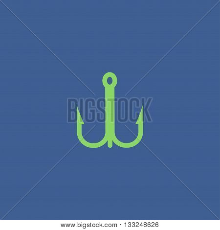 Hook Icon. Vector