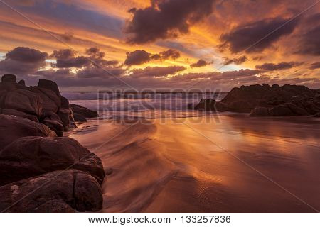 Wyadup Beach in the South West of Western Australia