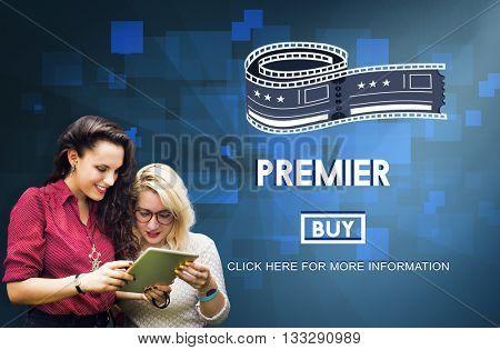 Premier Award Exclusive Luxury Performance Concept