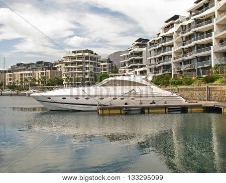 Boats, Victoria And Alfred Waterfront, Cape Town South Africa 48