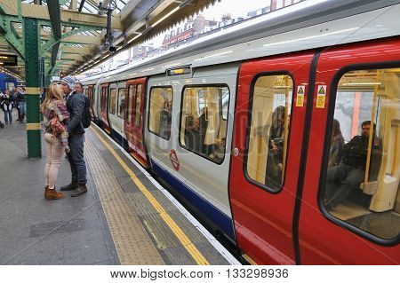 London Public Transportation