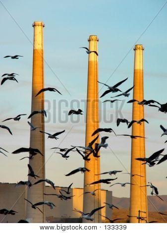 Morro Bay-Kraftwerk