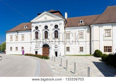 premonstratensian monastery in Geras, Lower Austria, Austria