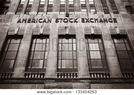 American Stock Exchange - Amex