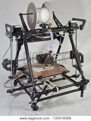 Open Source 3d Printer Prototype Model