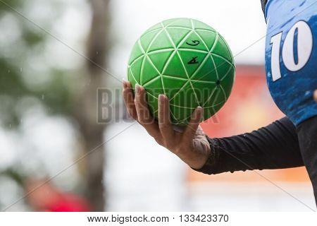 European Beach Handball Tour - Ebt Finals Thessaloniki 2016