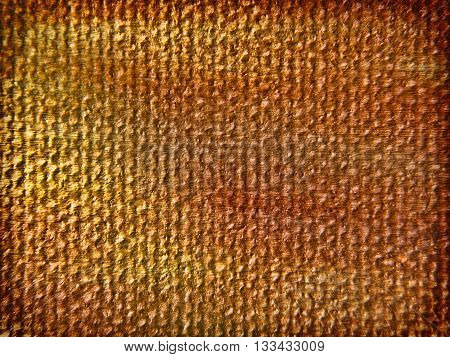 Orange texture pattern suitable as abstract background.
