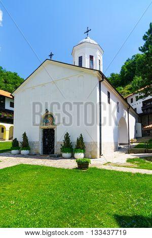 Holy Trinity Monastery, Pljevlja