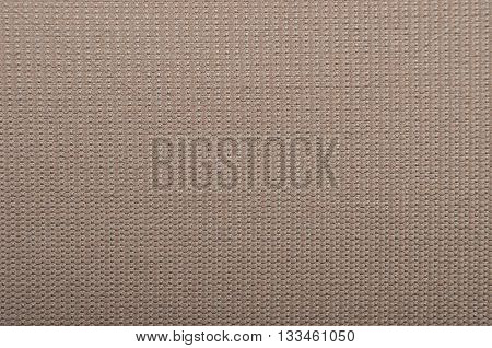 Close up brown of textured synthetical background