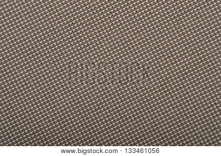 Close up of brown textured synthetical background