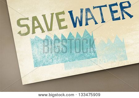 Ecology Water Conservation Sustainability Nature Concept