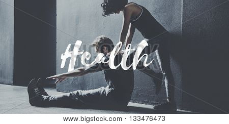 Health Healthy Lifestyle Sport Activity Concept