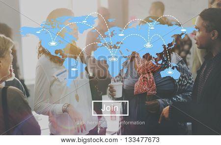 Marketing Business Worldwide Transportation Shipping Concept
