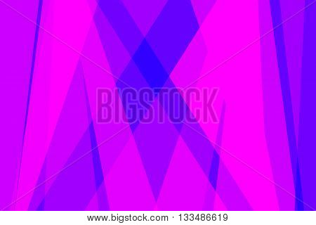 Blue and pink colors used to create abstract background
