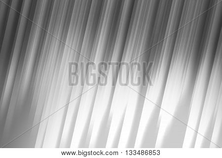 Gray scale light rays used to create abstract background
