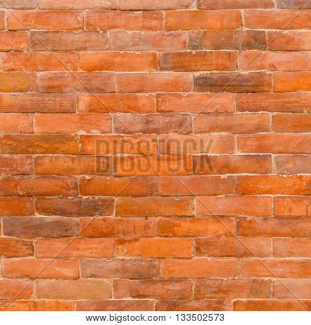 Traditional Nepalese glazed brick wall texture, perfect as a background