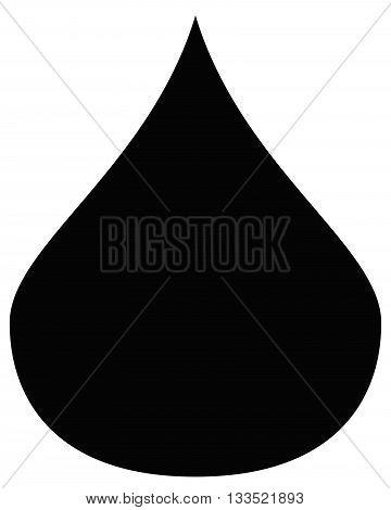 water drinking drop computer icon symbol design